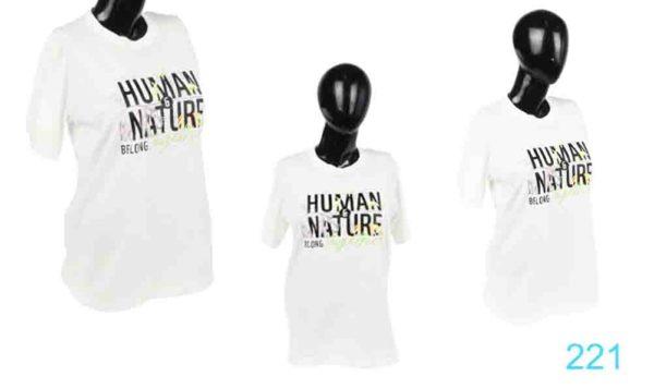 221 เสื้อยืด - องค์การกองทุนสัตว์ป่าโลกสากล ( สำนักงานประเทศไทย)