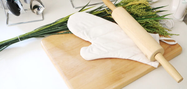 ถุงมือกันความร้อน (Oven Gloves)