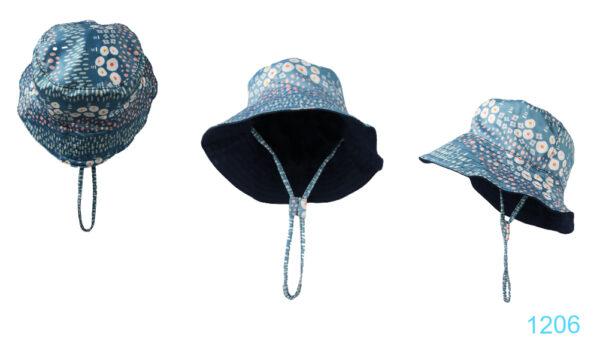 1206 - 63   หมวกบัคเก็ต